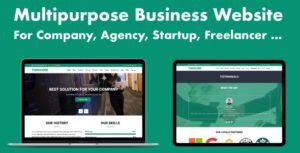 Buidling a business website